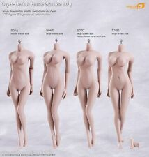 PHICEN Action Figure 1/6 Stainless Skeleton Female Seamless Hot Body Figure S01A