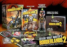 PS3 Borderlands 2 Vault Hunter's Collector's Edition - BRAND NEW SEALED