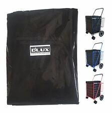 DLUX Liner Only for Shopping Cart (Black)
