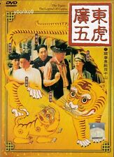 The Tigers - The Legend of Canton (1993) English Sub DVD H.K Movie  _ Alan Tam