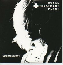 (N707) Royal Treatment Plant, Undercurrent - DJ CD