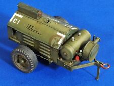 Verlinden 1/32 USAF Airbase Davey MC-2A Diesel Air Compressor (no Markings) 2756