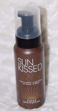 Sun Kissed Sunlight Bronze Instant Self Tanning Mousse 8.5 oz New Super Rare