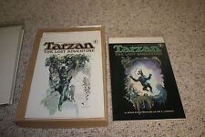 Tarzan The Lost Adventure  # 1 & 2 Edgar Rice Burroughs Dark Horse Comics 1994