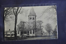 RPPC Old Methodist Church, Cleveland, NY Postcard