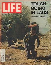 LIFE March 12,1971 Tough Going in Laos / New Coach for US Ski Team / Waterbeds