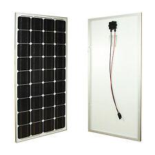 100 Watt Solar Panel, Module 12V 12 Volt MONO CRYSTALLINE 100W TÜV certificate