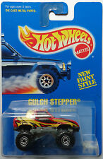 1992 Hot Wheels Gulch Stepper Col. #251 (Construction Hub Wheels)