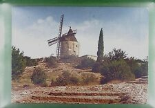 CPA France Fontvieille Moulin de Daudet Windmill Windmühle Mollin Wiatrak w257