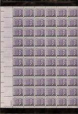 US MINT SHEET SCOTT#1105,3C STAMP JAMES MONROE- PRESIDENT SHEET OF 70 MNH OG