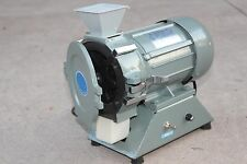 250W Micro-soil Disintegrator Crusher Pulverizer 220V 1400rpm Fast Shipping