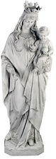 "65"" Blessed Virgin Mary and Child Jesus Christian Religious  sculpture statue"