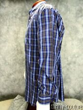 Burberry London Mens plaid shirt Size XL