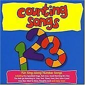 Counting Songs (Playtime CD Range), , New Condition