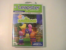 The Backyardigans LEAPSTER Leap Frog Video Learning Game Educational Nick Jr.