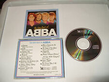 ABBA -THE VERY BEST OF ABBA-14 TRACK CD-1989-READERS DIGEST-FREE FASTPOST