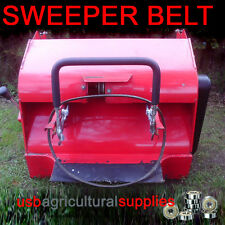 WESTWOOD V20/50 PTO to PGC V-BELT GRASS SWEEPER 228001900 NEXT DAY DEL PARTS