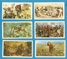 Original Players Doncella cigarette/cigar cards - HISTORY OF THE VICTORIA CROSS