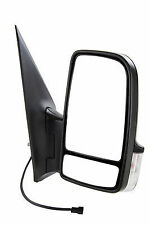 MERCEDES SPRINTER & VW CRAFTER 2006-2014 ELECTRIC DOOR WING MIRROR RH RIGHT SIDE