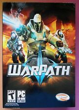 WARPATH PC CD-ROM SHOOTER GAME brand new & sealed original !