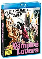 THE VAMPIRE LOVERS (1970 Peter Cushing)  -  Blu Ray - Sealed Region free for UK