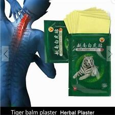 8 Patches Vietnam White Tiger Balm Arthritis Pain Relief Plaster Body Massage H1