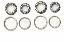 Front Wheel Bearing Set For 1991-1994 Ford Explorer 4WD 4x4