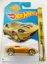 2016 HOT WHEELS SHELBY GR-1 CONCEPT SPECIAL EDITION SUPER RARE NOT TREASURE HUNT