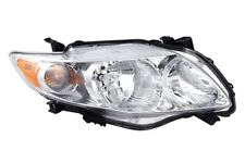 2009 2010 TOYOTA COROLLA LE/CE/XLE HEADLIGHT HEADLAMP LIGHT RIGHT PASSENGER SIDE