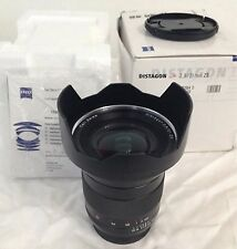 ZEISS 21mm f/2.8 T* ZE Lens Canon EF