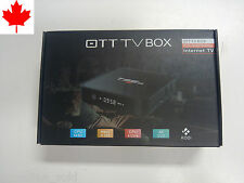 T95M Android TV Box Amlogic S905 KODI 16.0 FULLY LOADED 2G/8G Quad Core Set