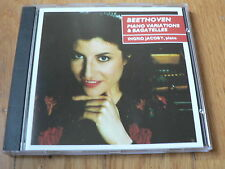 Ingrid Jacoby - Beethoven - Piano Variations & Bagatelles (Innovative Music 1993