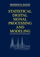 Statistical Digital Signal Processing and Modeling 1/e International Edition