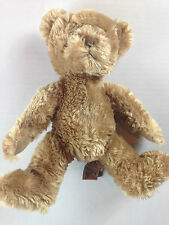 "Burberry Fragrances Plush Bear 2008 No Jacket Stuffed 12"" Beans Collectible Toy"