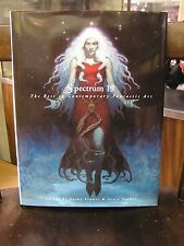 SPECTRUM 19 HC HARDCOVER EDITION THE BEST IN CONTEMPORARY FANTASTIC ART