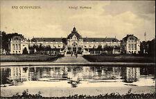 Bad Oeynhausen Ravensberger Mulde AK ~1910 Königliches Kurhaus Neubarock Kurpark