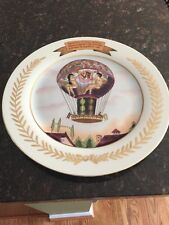 Chelsea House Large Decorative Plate Rare