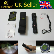 Xtar B20 Pilot II Torch Flashlight CREE XM-L2 U3 (1100 Lumen) *IPX8 Waterproof*