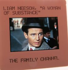 A WOMAN OF SUBSTANCE CAST Liam Neeson Deborah Kerr Barry Bostwick 1984  SLIDE 1