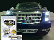 CADILLAC ESCALADE 194 T10 Front Sidemarker LED Bulbs - The brightest Bulb!