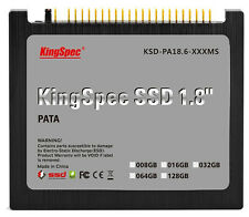 128GB KingSpec 1.8-inch PATA/IDE SSD Solid State Disk (MLC)