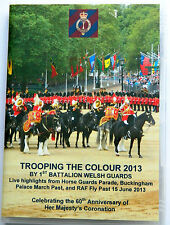 NTSC - TROOPING THE COLOUR 2013 - 1ST BN WELSH GUARDS DVD Region 1