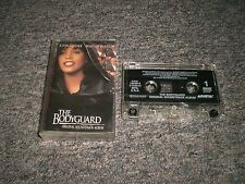 The Bodyguard~Original Soundtrack~Whitney Houston~Kevin Costner~FAST SHIPPING