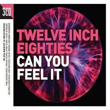 Can You Feel It Box-Set Astley,Donna Summer,The Jacksons,Billy Ocean 3 CD NEW+