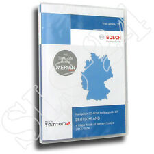 Tele Atlas Navigation Software Deutschland DX 2014 Blaupunkt TravelPilot Bosch