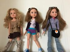 3 For 1 Price MGA BFC INK .Best Friend Club Dolls