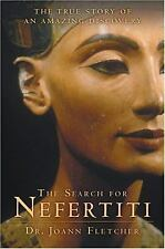 The Search for Nefertiti: The True Story of an Amazing Discovery-ExLibrary