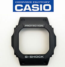 Casio G-Shock G-5600E GWM-5600 GWM-5610 watch band bezel black case cover