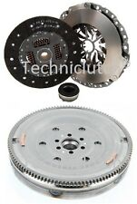 LUK DUAL MASS FLYWHEEL DMF AND COMPLETE CLUTCH KIT FOR AUDI A6 2.0 TDI 240MM