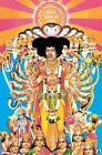 "JIMI HENDRIX POSTER ""AXIS BOLD AS LOVE"" LICENSED ""BRAND NEW"" 61 cm X 91.5cm"